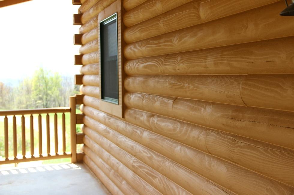 Log Home Repair | Log Home Log Replacement Log Home Repair