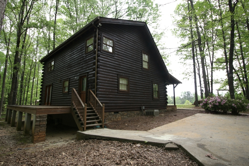 Log Home Staining By Log Doctors Log Home Staining
