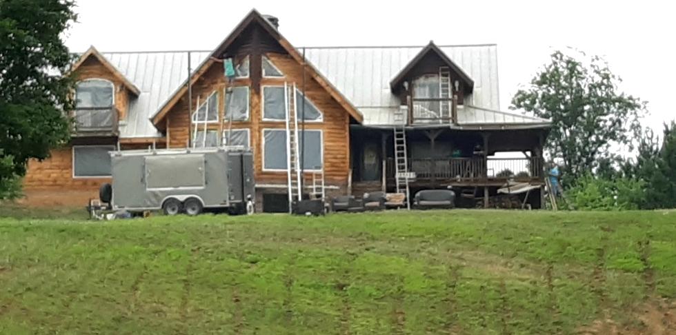 Log Cabin Restoration | LogDoctors Log Home Repair Log Cabin Restoration